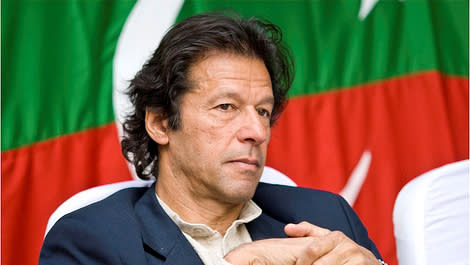 New Pak PM Wants Probe on Harassment Accusation Against Imran Khan