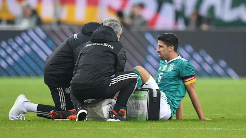 Everything is fine again! Khedira offers positive fitness update