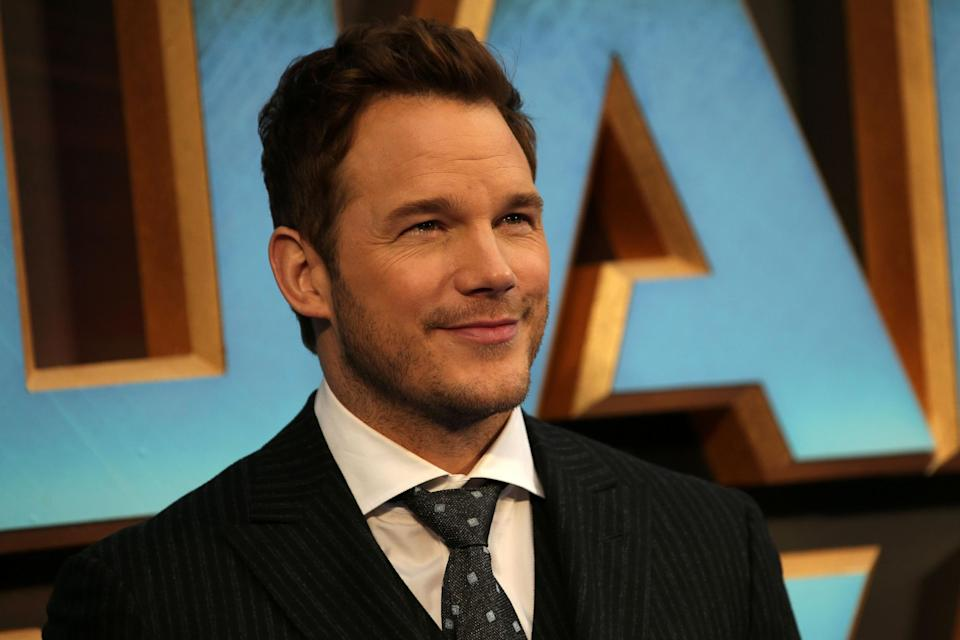 Chris Pratt will reprise his role as Star LordDaniel Leal-Olivas/AFP/Getty Images