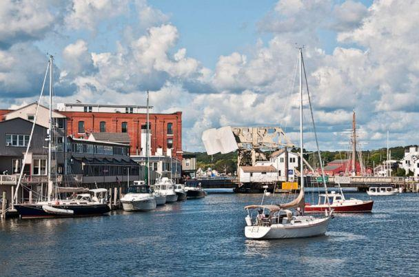 PHOTO: Mystic, Connecticut is pictured here. (Stephen Saks/Getty Images/Lonely Planet Image)