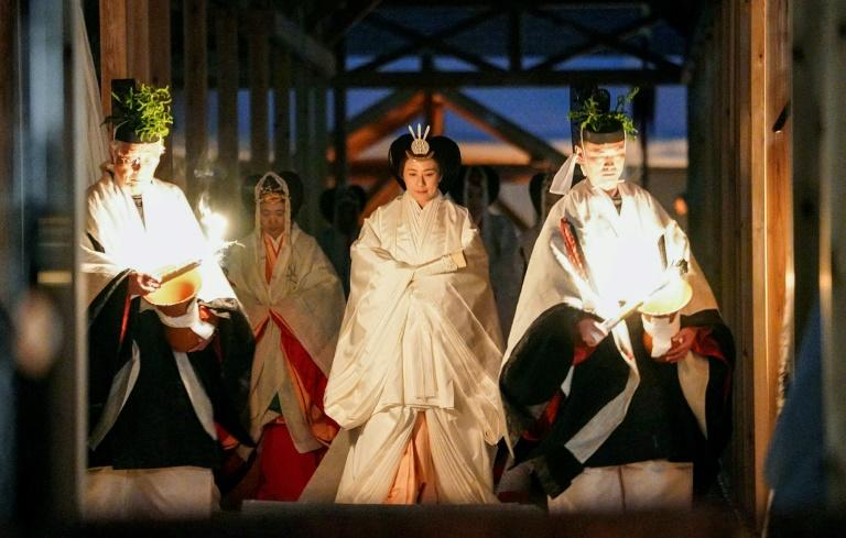 The Daijosai, though not officially a state occasion, has drawn criticism given its highly religious nature and cost