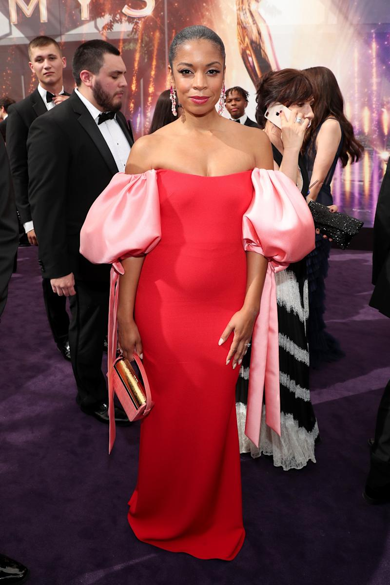 Susan Kelechi Watson attends the 71st Emmy Awards at Microsoft Theater on September 22, 2019 in Los Angeles, California. (Photo: Rich Polk via Getty Images)