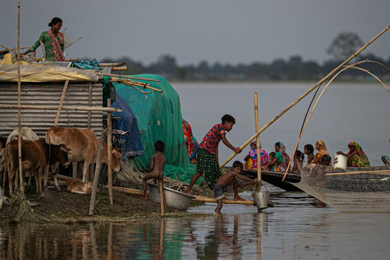 European Union to Give €1.65 Million to Support Victims of Floods in South Asia