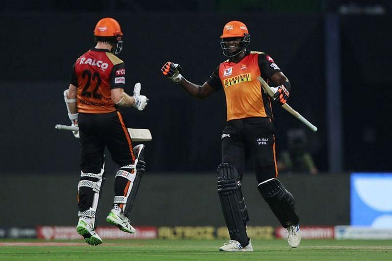 The Sunrisers Hyderabad have an excellent core group of overseas players [P/C: iplt20.com]