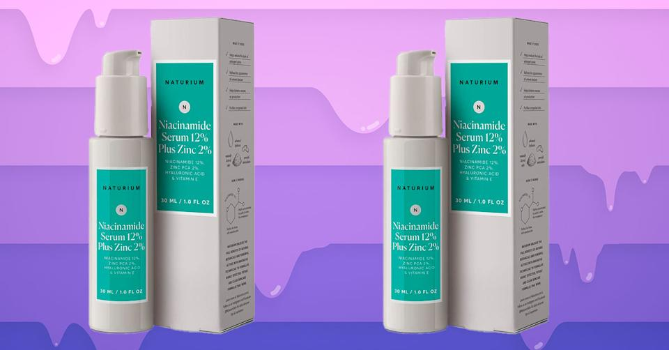 Naturium Niacinamide Serum 12% Plus Zinc 2% (Photo: Amazon/Getty)