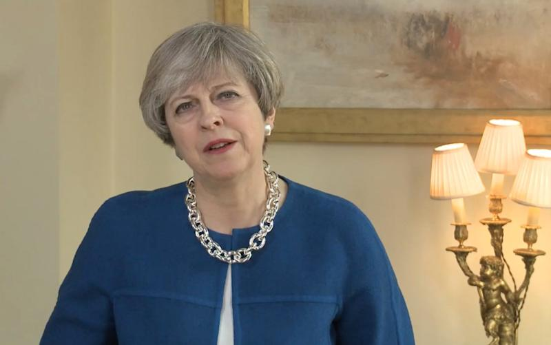 The Prime Minister said that Christians should not be afraid to discuss their faith