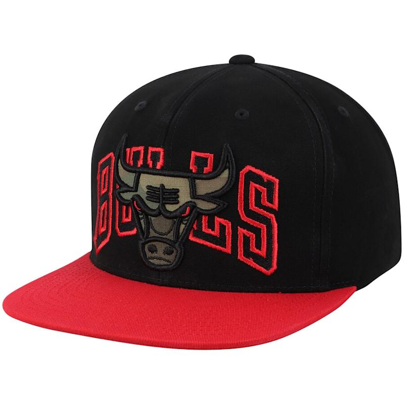 Bulls Adjustable Snapback Hat