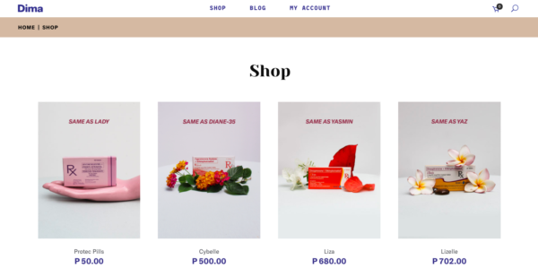 Online Drugstores in the Philippines - Dima