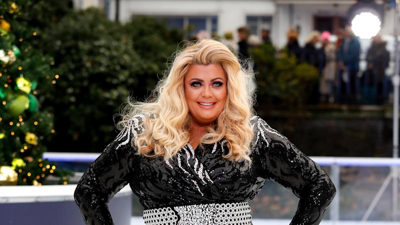 <p>Gemma ended up in the bottom two on Sunday night.</p>