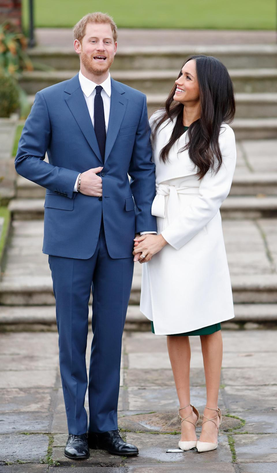 Meghan Markle's engagement to Prince William matters. (Photo: Getty Images)