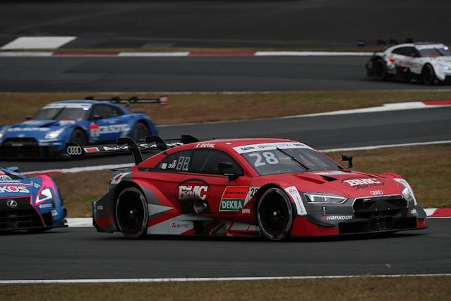 Audi pitched common engine concept for DTM