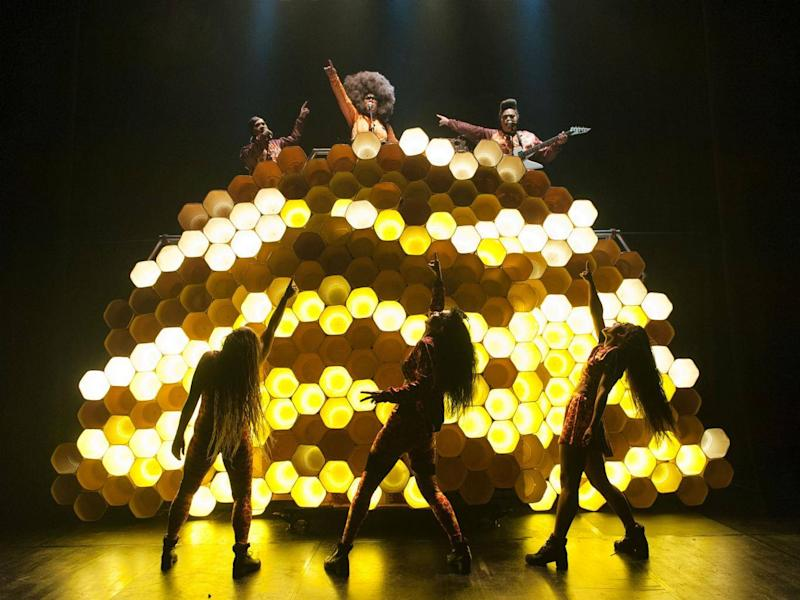 Hot Brown Honey bring their show to the Southbank Centre this month (Dylan Evans)