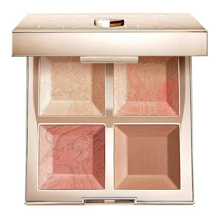 <p>Get that sunkissed glow for the summer with the <span>BECCA x Khloé Kardashian &amp; Malika Haqq Bronze, Blush &amp; Glow Palette</span> ($60).</p>