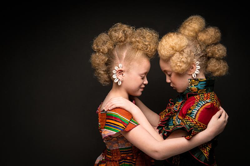 Blond 'fros are beautiful, too! (Photos: CreativeSoul Photography; Hairstyling: Lachanda Gatson)
