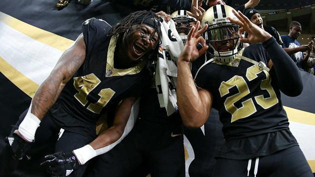 <p>NFL playoff picture: Rams, Saints, Panthers get in; Lions bow out</p>