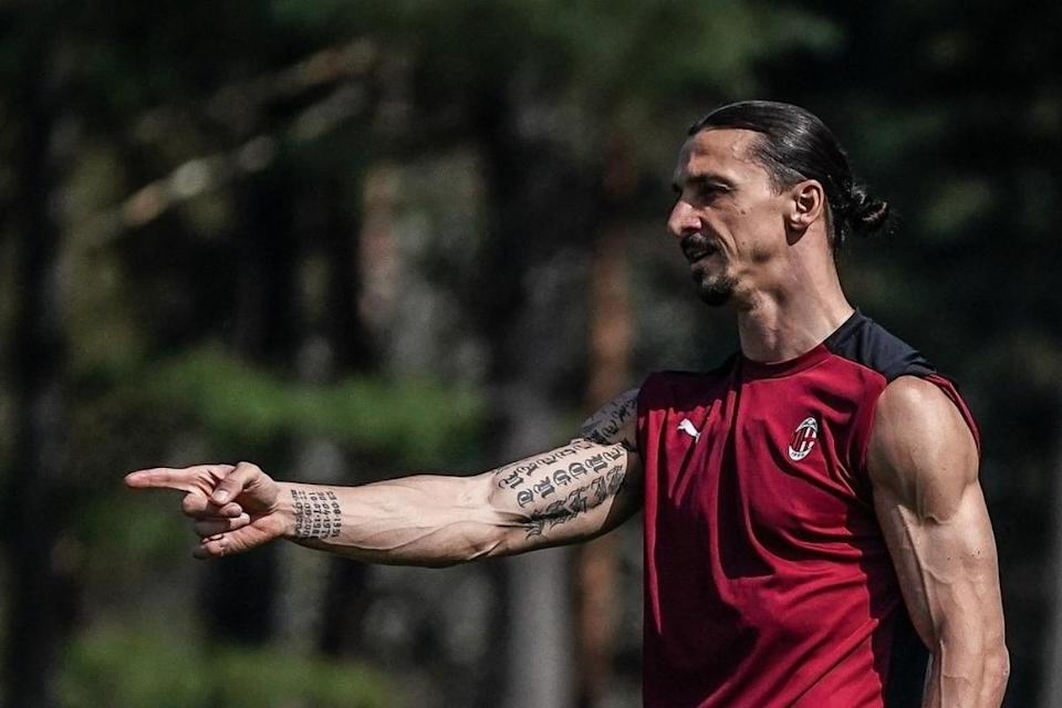 Zlatan Ibrahimovic Courts Another Controversy After Covid-19 Lockdown  Restaurant 'Meeting'