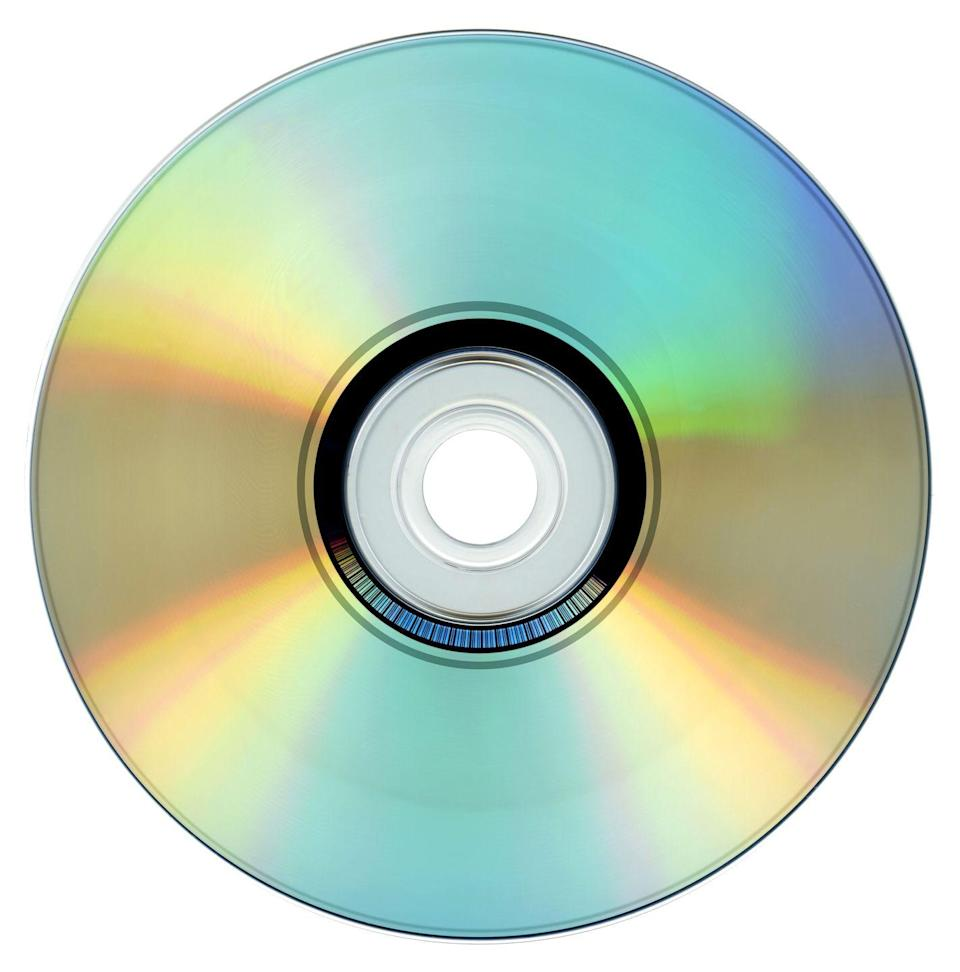 <p>CDs were way cooler than tapes, but they were kinda finicky. Blowing and shirt-rubbing were all socially-accepted ways to try to make your CDs play without skipping.</p>