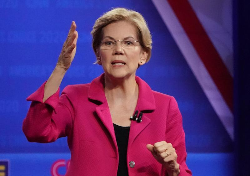 Warren criticizes Bloomberg for financial disclosure extension