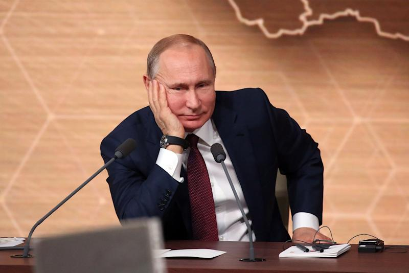 Putin Saw a World in Turmoil and Decided It Needs More Putin