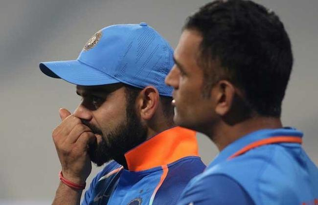 India slips to no.4 in T20I Team Rankings