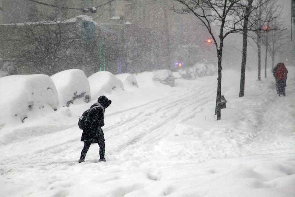 The Farmers' Almanac Winter Forecast Has Arrived and It's Not Pretty