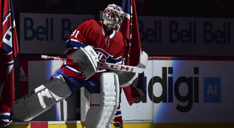 There is no doubt that Carey Price of the Montreal Canadiens is one of the best goaltenders of the 2010s. (Photo by Minas Panagiotakis/Getty Images)