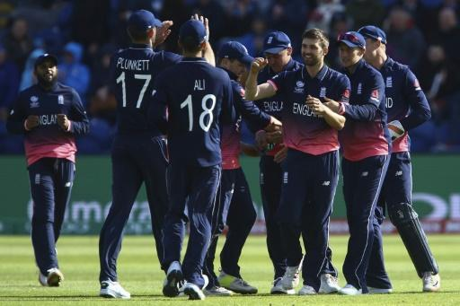 Wood strikes as England cricket reach Champions Trophy semi-finals