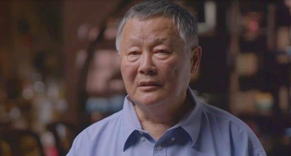 Wei Jingsheng has suggested the leak may have been intentional. Source: Sky News