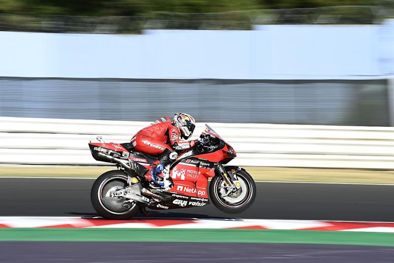 When does the MotoGP Emilia Romagna GP start?