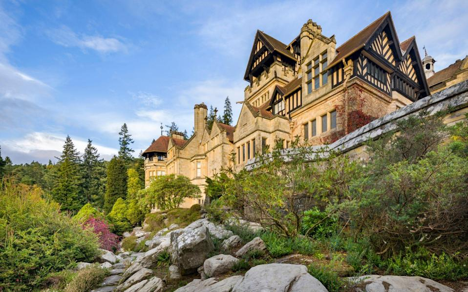 Cragside is one of the finest examples of Arts and Crafts workmanship in the country - Andrew Butler/National Trust
