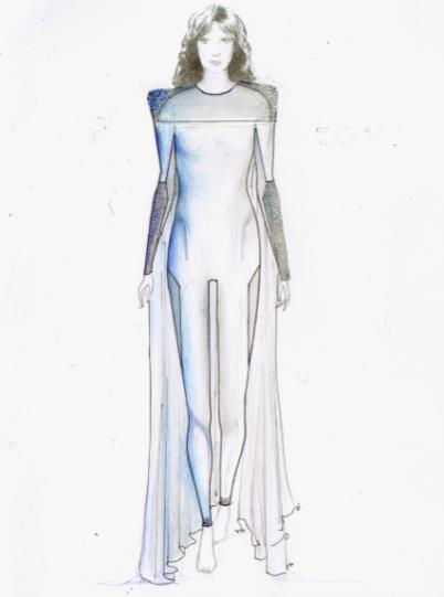 Hannah Marshall Designs Florence Welch's Stage Outfit For Coachella 2012 AND Her World Tour!