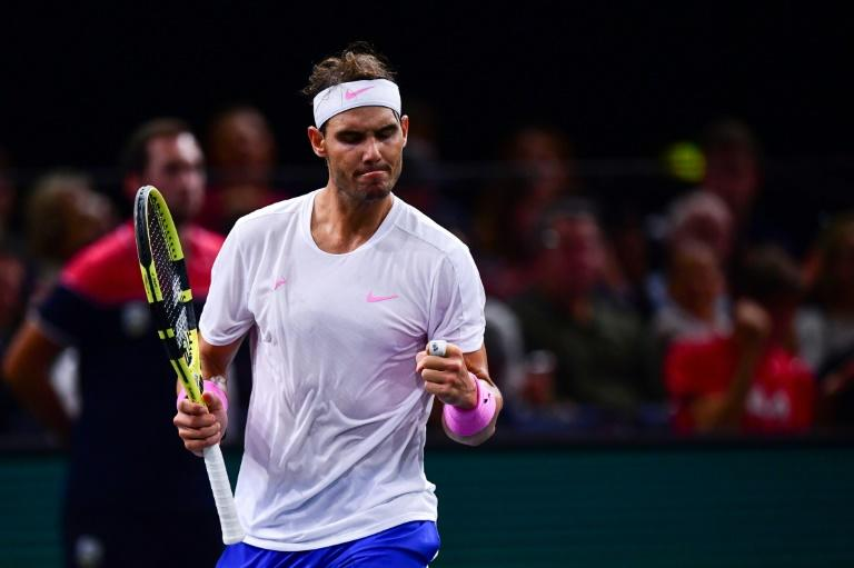 'Super sad' Nadal out of Paris Masters, ATP Finals participation doubtful