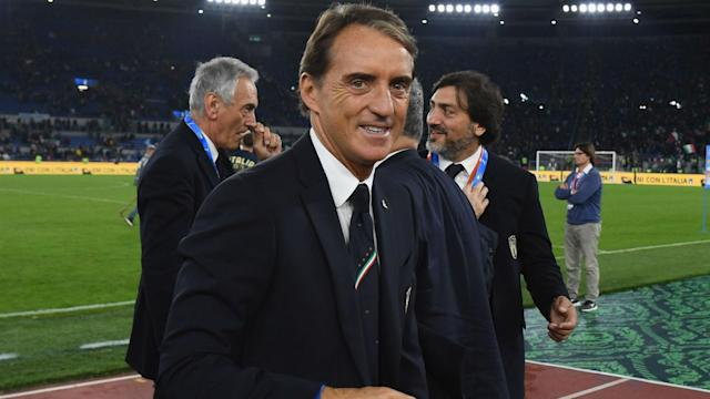 Roberto Mancini has guided Italy to Euro 2020 qualification and Gianluigi Donnarumma praised the coach's impact.