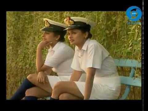 <p>Long before Ekta Kapoor covered those fine legs under multiple layers of fabric, our girls were showing them off in sexy white uniforms. Before they promised their loyalties to the <em>karchhi-kadhai,</em> the women in television were cadets joining the Indian Navy. </p>