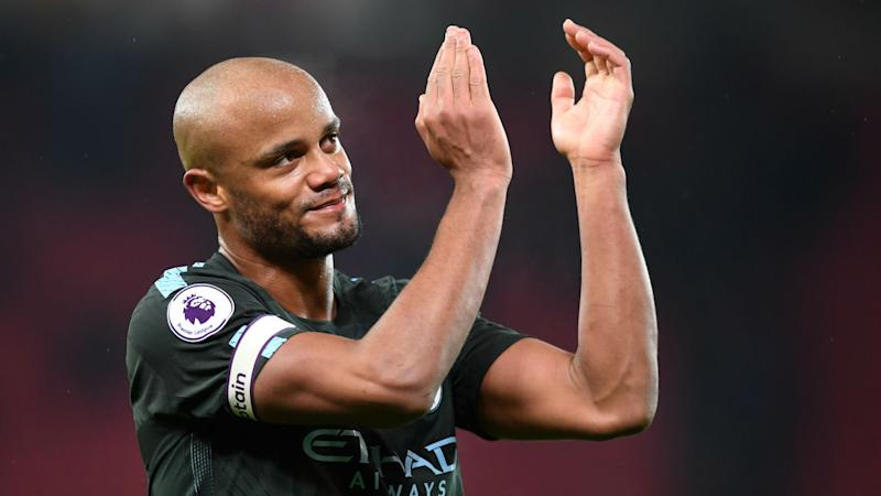 It will be lively and spicy - Kompany desperate to win title in Manchester derby