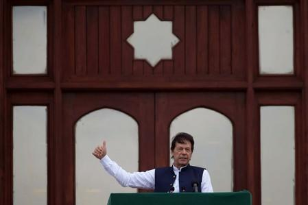 Pakistani PM: India's crackdown on Kashmir will spur global Muslim extremism