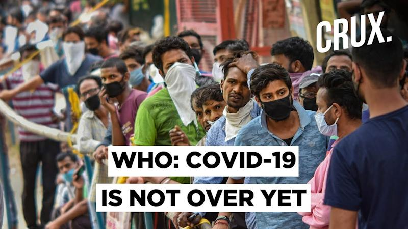 WHO Urges People To Protect Themselves From COVID-19 As Countries Ease Lockdown Rules