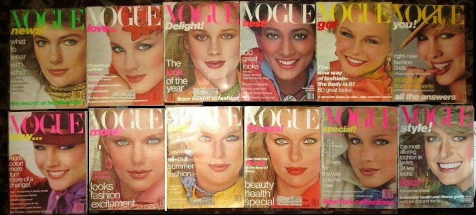 <p>Whether you've been tucking away old<em> Vogue, Life,</em> or <em>Reader's Digest</em> magazines, they're now worth more than the $1 they might have cost in the '70s. It's definitely worth the time to look through old issues. While some may hold no value, keep an eye out for covers with celebrities, key moments in history, and special editions. </p><p><strong>What it's worth: </strong>$2-$400</p>