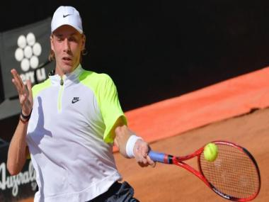French Open 2020: Canadian Denis Shapovalov fumes at 'trash' scheduling at Roland Garros