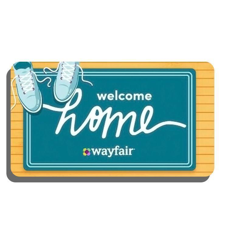 """<p><strong>Wayfair</strong></p><p>wayfair.com</p><p><strong>$25.00</strong></p><p><a href=""""https://go.redirectingat.com?id=74968X1596630&url=https%3A%2F%2Fwww.wayfair.com%2Fgiftcards&sref=https%3A%2F%2Fwww.bestproducts.com%2Flifestyle%2Fg34252800%2Fbest-gift-cards%2F"""" rel=""""nofollow noopener"""" target=""""_blank"""" data-ylk=""""slk:Shop Now"""" class=""""link rapid-noclick-resp"""">Shop Now</a></p><p>Available in increments from $25 up to $500, a Wayfair gift card will help complete your recipient's home. This expansive marketplace serves up pages and pages of search results for any possible item —from living room mainstays to removable wallpaper to holiday decor.</p>"""
