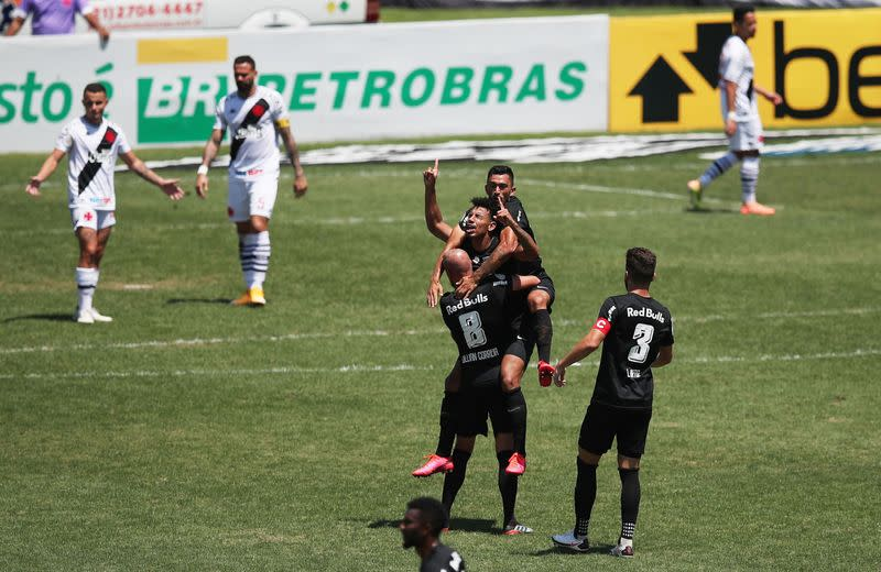 Vasco move into fourth after draw with Bragantino