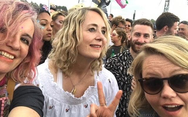 Susanna Walker has been to every Glastonbury Festival since 1997
