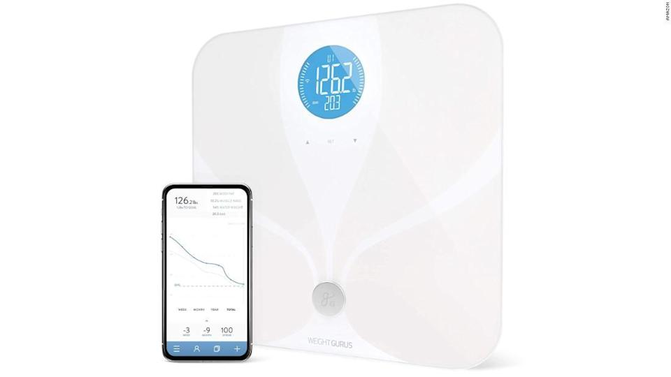 "<p>Greater Goods WiFi Smart Body Composition Scale</p><div class=""cnn--image__credit""><em><small>Credit: Amazon / Amazon</small></em></div>"
