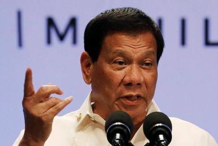 Duterte opens Asian summit with oblique swipe at US, EU
