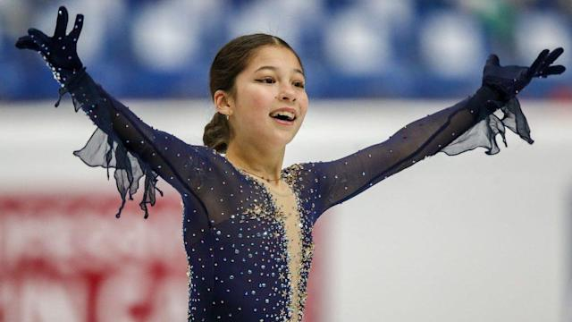 Alysa Liu, U.S. figure skating champion, changes coaches
