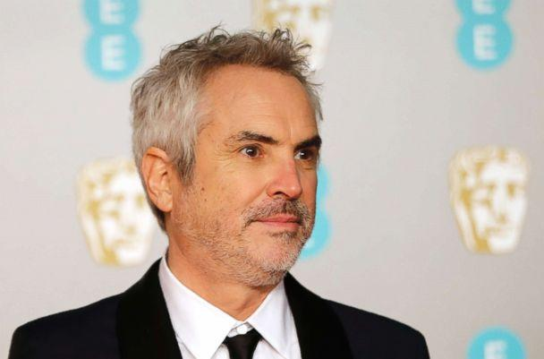 PHOTO: Alfonso Cuaron poses on the red carpet upon arrival at the British Academy Film Awards in London, Feb. 10, 2019. (Tolga Akmen/AFP/Getty Images)