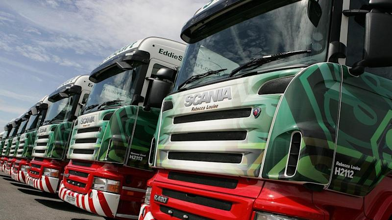 Private equity firm bids £55m to take control of Eddie Stobart