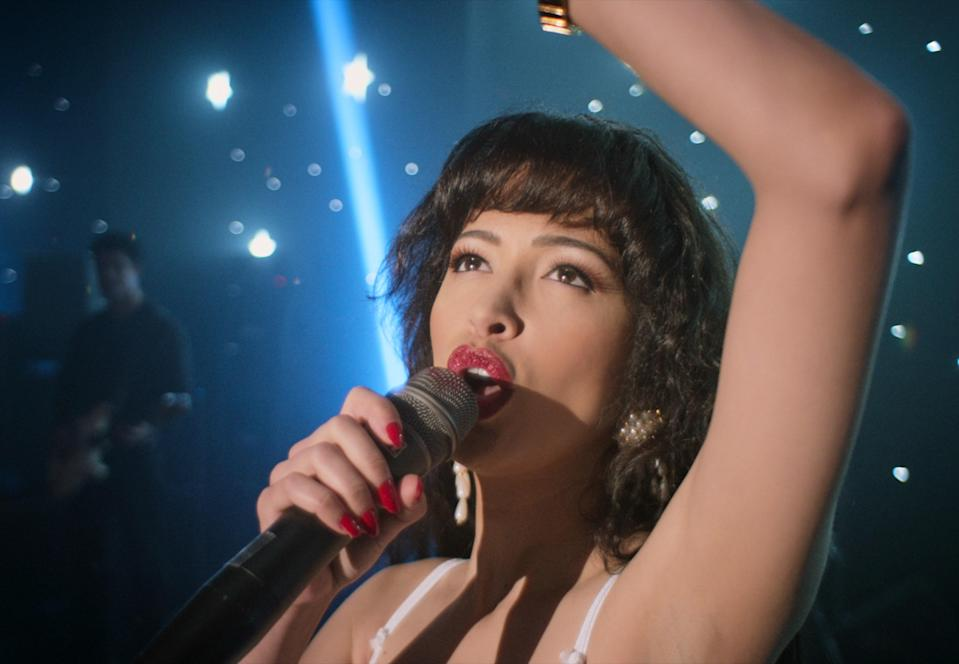 <p>Jennifer Lopez brought the late Tejano singer's story to life in a 1997 movie. Now, we're getting a series from Netflix, starring Christian Serratos (<em>The Walking Dead</em>) in the titular role. </p> <p><em>Available on Netflix</em> </p>