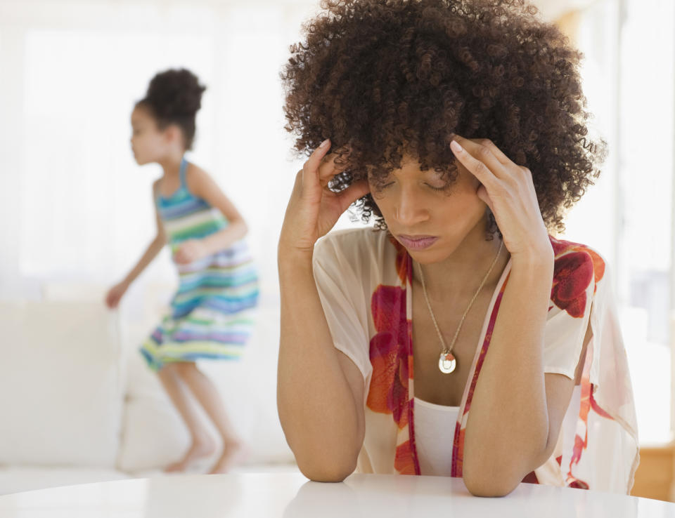 Parental burnout is an actual thing [Photo: Getty]