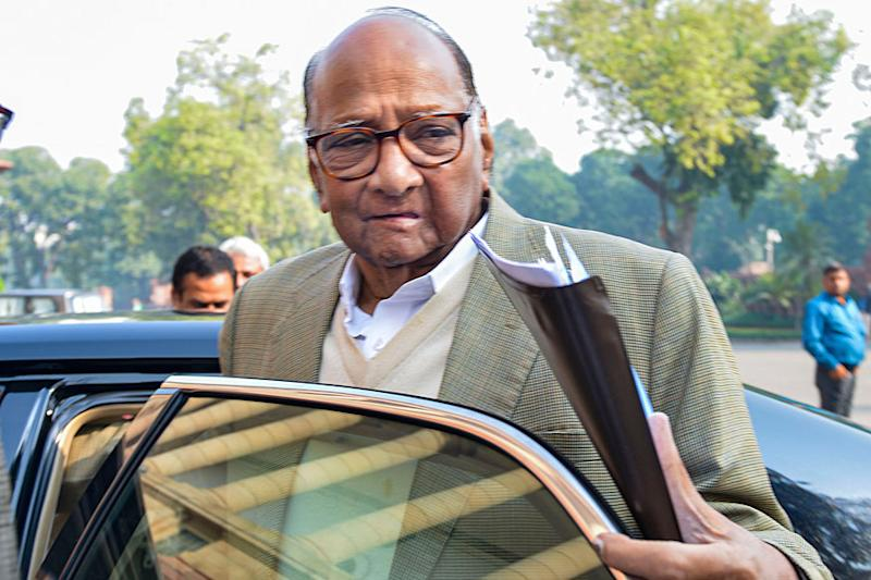 'Was Aware Ajit & Fadnavis Were in Talks': Sharad Pawar on Nephew's Coup That Led to Maha Drama